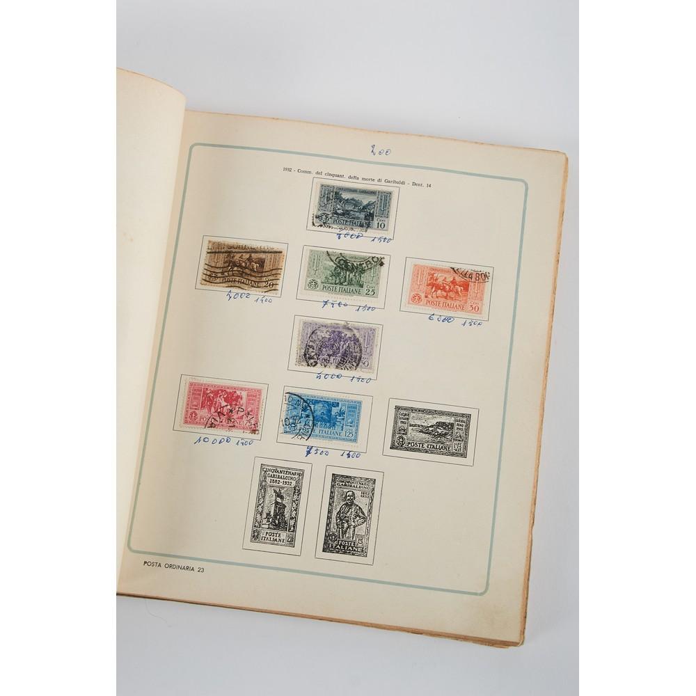 ITALIA REGNO E REPUBBLICA Collezione di francobolli - Image 2 of 2