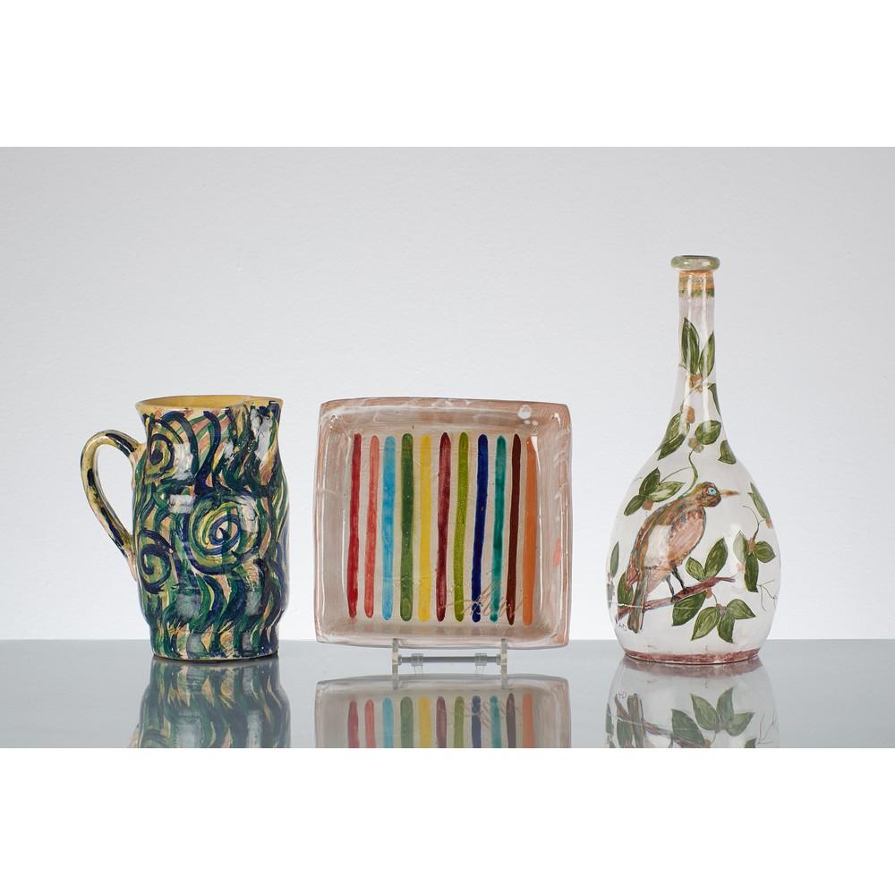 CERAMICA ITALIANA Tre ceramiche