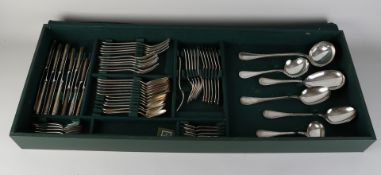 Silver Christofle cutlery