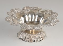 Silver table bowl