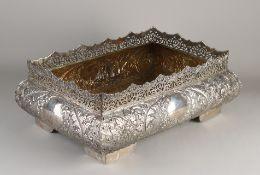 Silver table piece