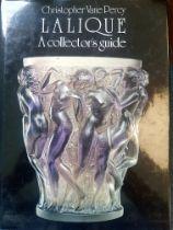 Lalique Hardback Reference Book
