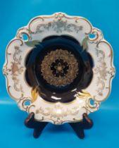 Weimar Porcelain Cabinet Plate