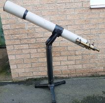 Antique Carl Zeiss Astronomical Telescope Reference 6067, dating to 1900