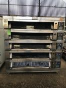 POLIN 5 DECK OVEN
