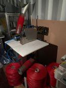 GIRO SEMI-AUTOMATIC NETTING MACHINE