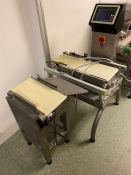 CHECKWEIGHER & REJECT STATION