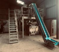 COMPLETE WEIGHING AND BAGGING SYSTEM