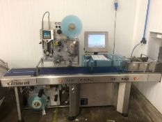 DELFORD WEIGH PRICE LABELLER