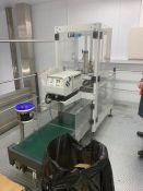 LINKX SYSTEMS TRAY ERECTION MACHINE