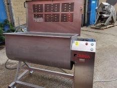 SOLD-OMEGA 180L PADDLE MIXER