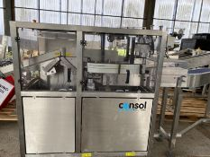 CONSOL CONVERGING SOLUTIONS STACKER & CONVEYOR SYSTEM