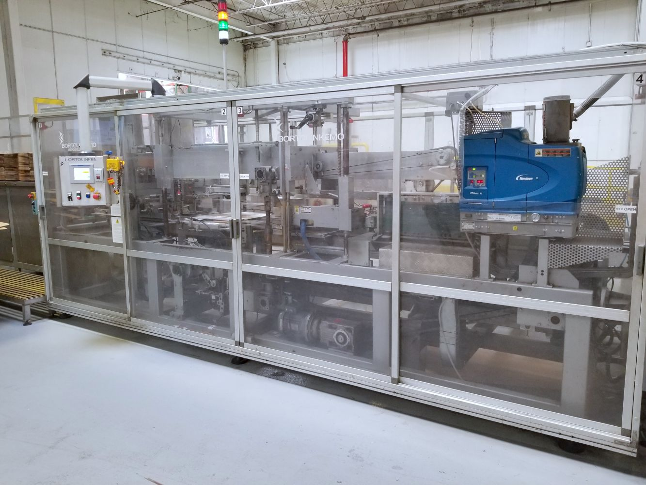 Final Auction of Surplus Packaging Equipment from Largest Rum Company