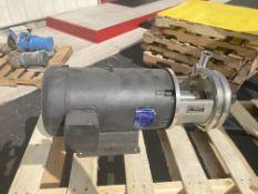 2014 SPX Waukesha Cherry Burrell Centrifugal Pump