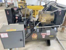 Dual Rotorcomp Screw Air Compressor