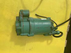 Hydromatic Submersible Sewage Cutter Pump