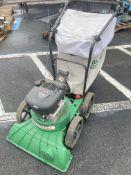 Billy Goat Walk Behind Vacuum