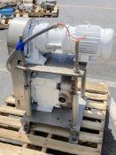 SPX Waukesha Cherry Burrell Positive Displacement Pump