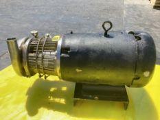 Tri-Clover Centrifugal Pump