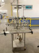 Inline Filling Systems 4 Head Filler