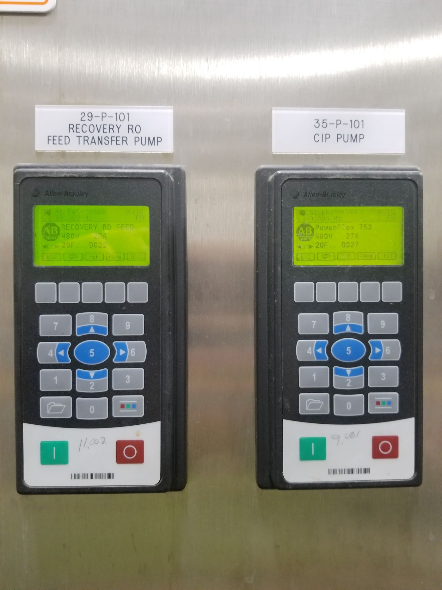 Rockwell Automation VFD Control Panel - Image 8 of 11