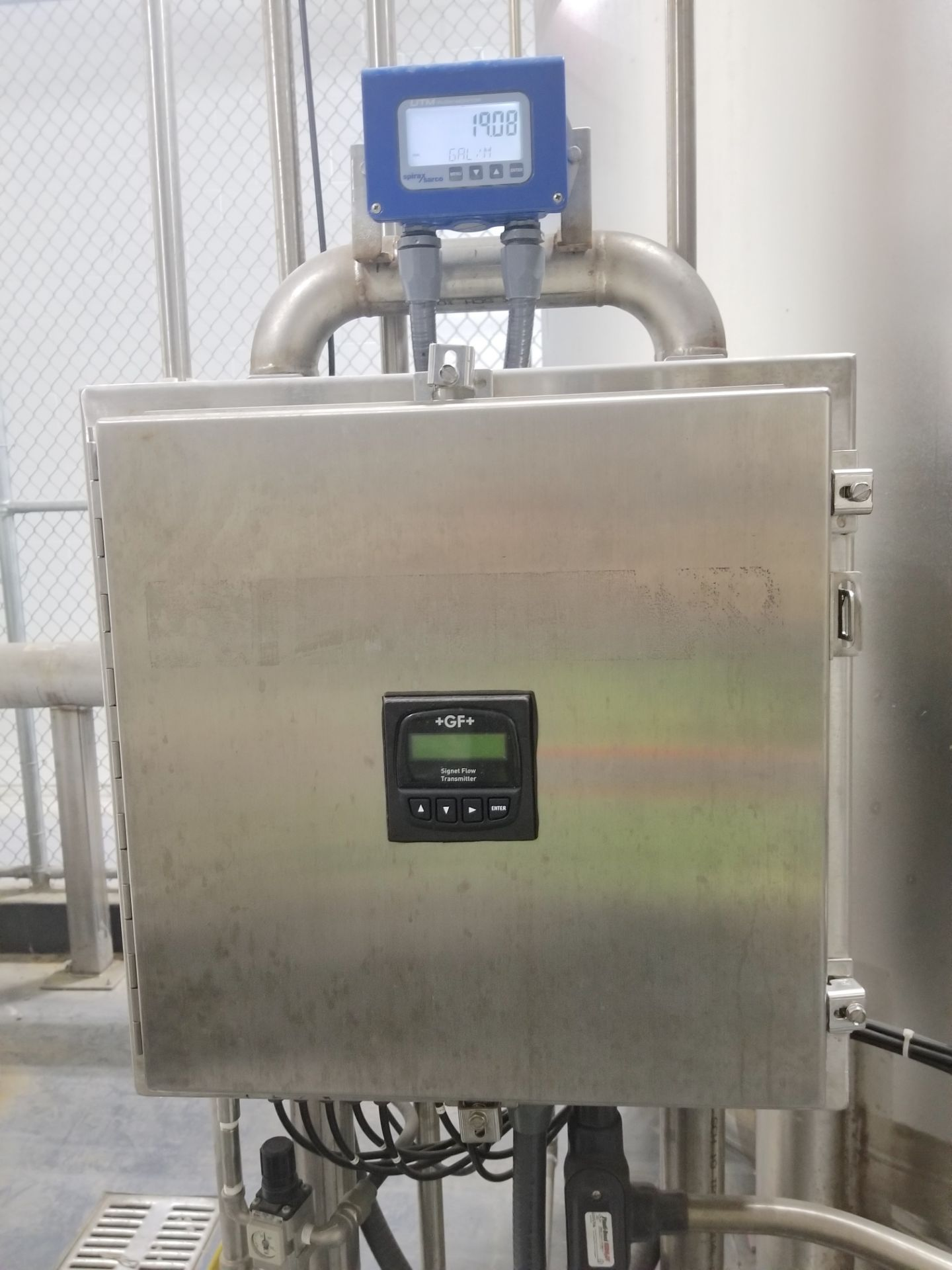 Stainless Steel Carbon Filter Tank - Image 6 of 7