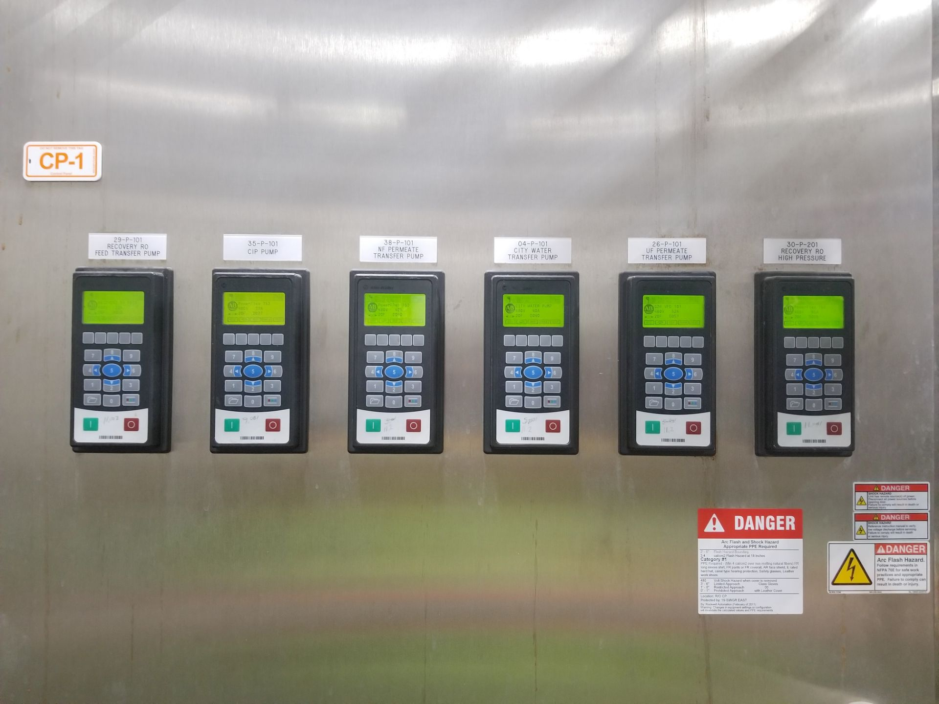 Rockwell Automation VFD Control Panel - Image 7 of 11