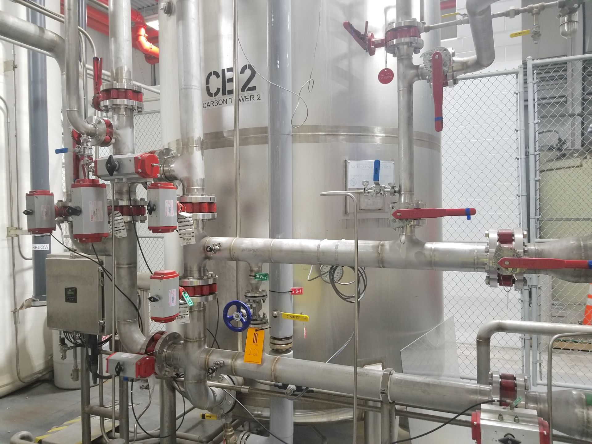 Stainless Steel Carbon Filter Tank - Image 2 of 7