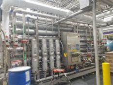 2010 Ultra Filtration / Nano Filtration Skid