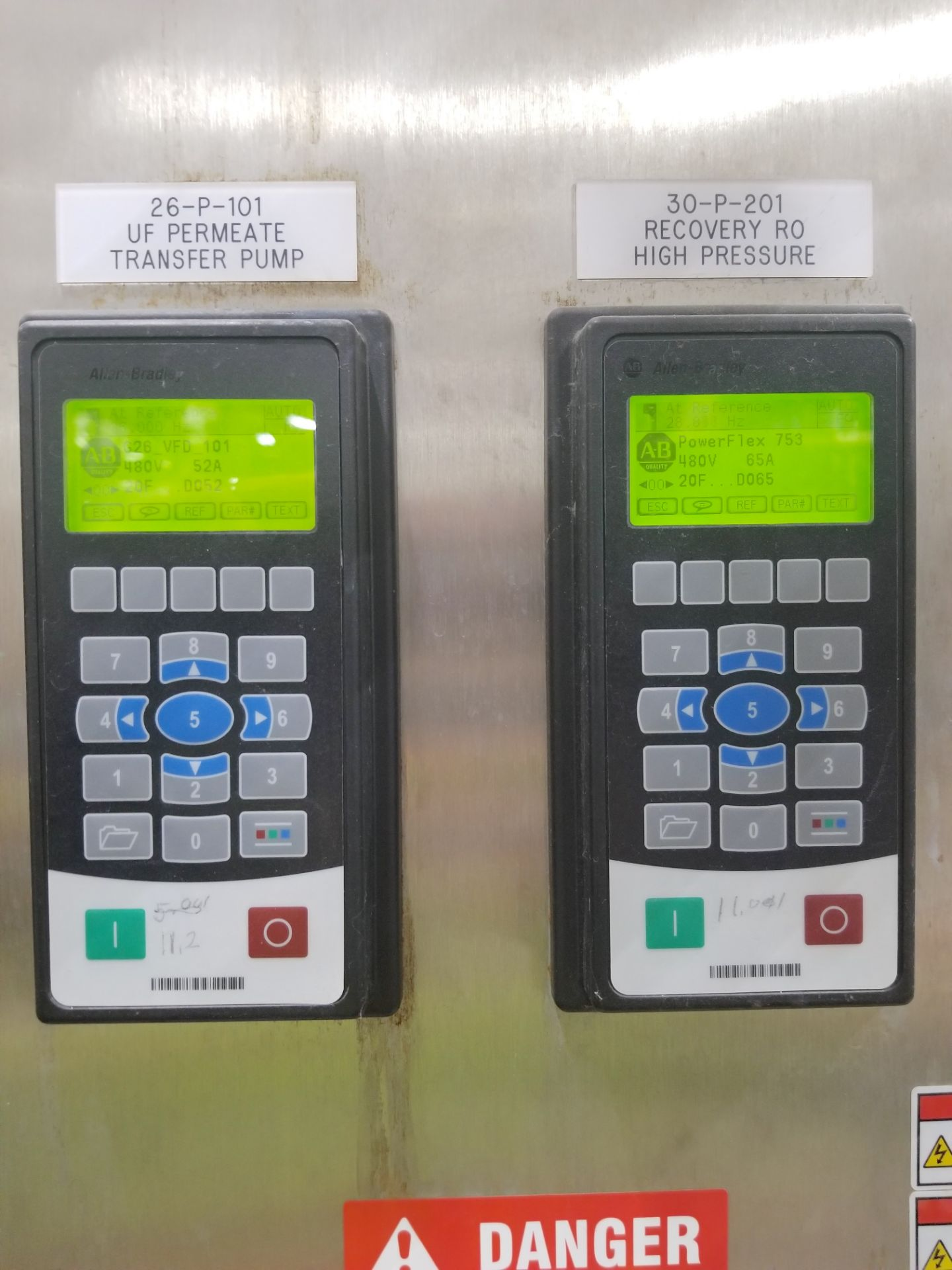 Rockwell Automation VFD Control Panel - Image 10 of 11