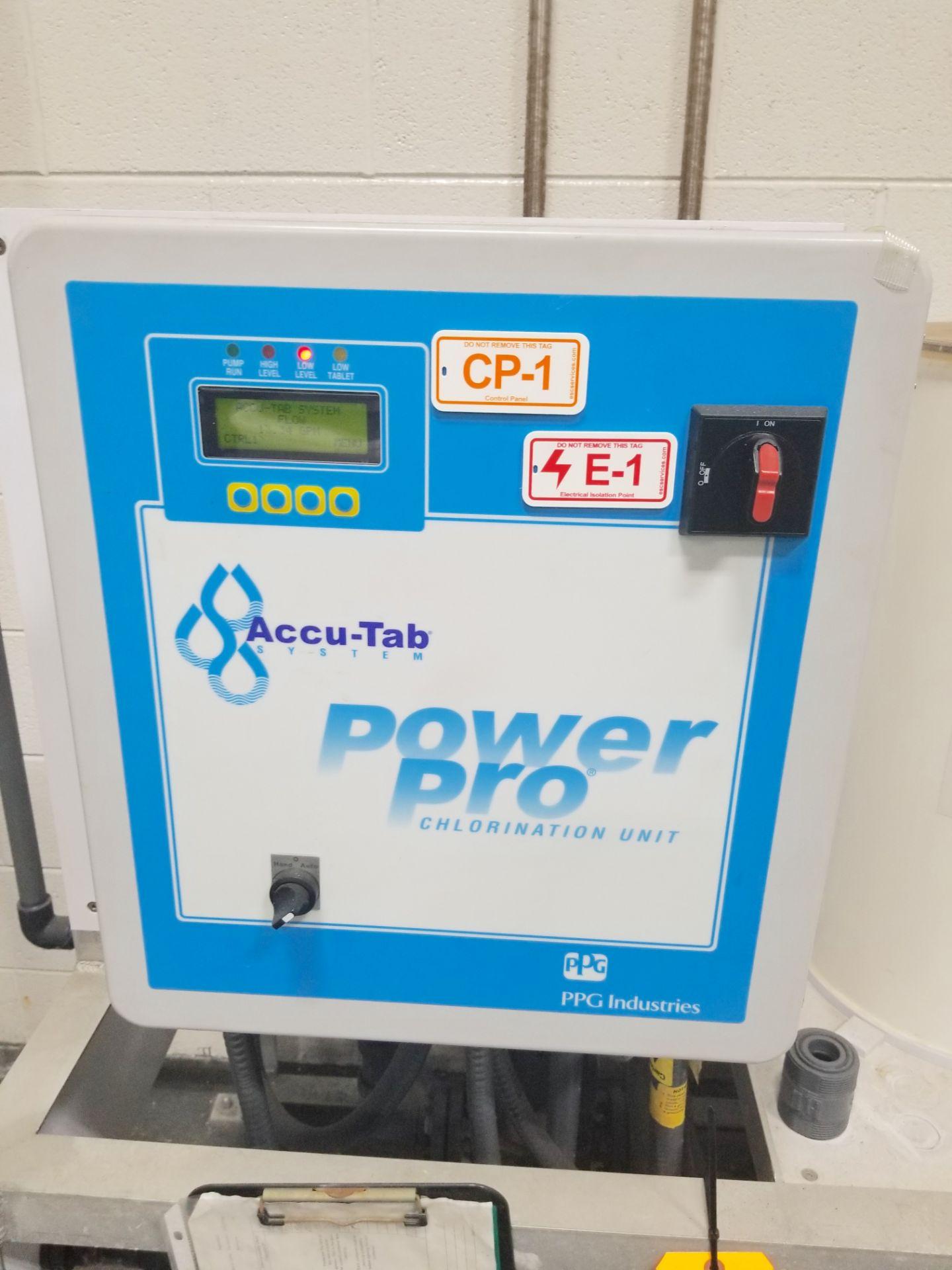 Accu-Tab System Chlorine Chem Feed - Image 2 of 3