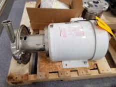 NEW Alfa Laval 7.5 HP Pump