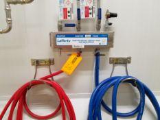 Lafferty Sanitize / Foam Hose Reel Station