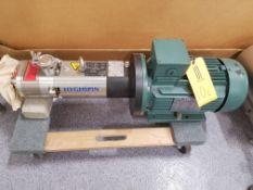 Jung Process Model Hyghspin 50 Pump