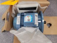 NEW ABB 1KW Low Voltage Motor