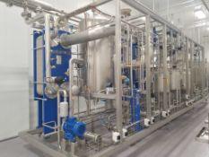 API Aroma Recovery Flash Evaporator