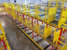 Manual Pick System A - 2 Level Mezzanine Platform - New 2014