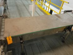 Reject Case Conveyor to Ryson Spiral