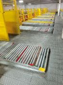 Gravity Pallet Conveyors (Manual Pick System A) Third Level