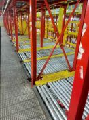 Gravity Pallet Conveyors (Manual Pick System B) Second Level