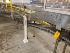 Approx. 45 feet of Europool Case Conveyor - Discharge of Case Switch