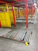 Gravity Pallet Conveyors (Manual Pick System A) Second Level