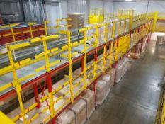 Manual Pick System C - 2 Level Mezzanine Platform - New 2014