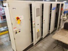 6 Door Case Conveyor Control Panel