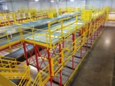 Manual Pick System B - 2 Level Mezzanine Platform - New 2014