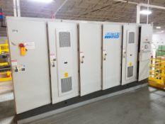 6 Door Conveyor Control Panel
