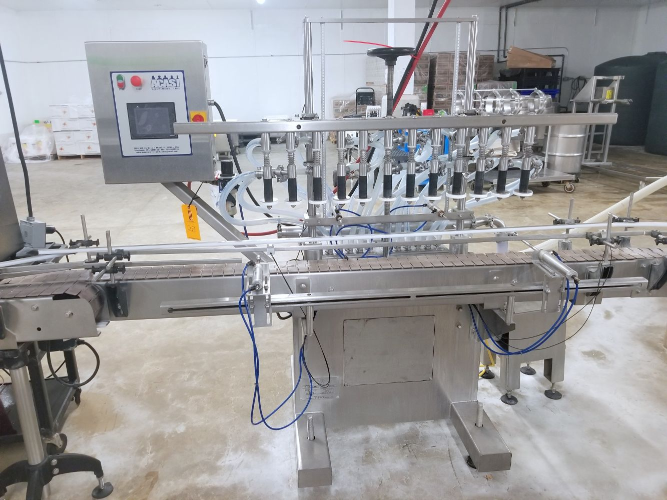 Late Model Beverage Bottling and Processing Equipment from MALK Organics