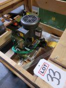 CONQUEST INDUSTRIES MODEL BO141 BORING MACHINE