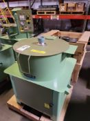 CONQUEST INDUSTRIES SPIN CASTING MACHINE, MAY BE INCOMPLETE, NO DATA TAG