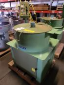 CONQUEST INDUSTRIES SPIN CASTING MACHINE, MODEL SP622U, VOLTS: 220-SPH, 9 AMPS